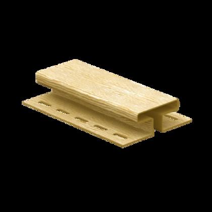 H-планка timberblock дуб, Ю-Пласт, золотой