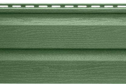 Премиум Канада-Плюс, акриловый сайдинг, зеленый