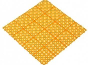 Универсальная решётка. Цвет желтый