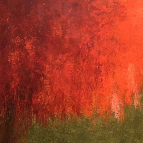 Acrylique, 60 x 60 cm