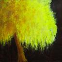 Acrylique, 74 x 92 cm
