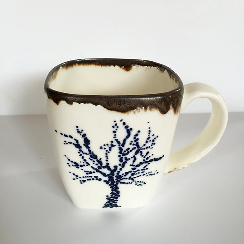I am Porcelain who wants to be Enamel - mug