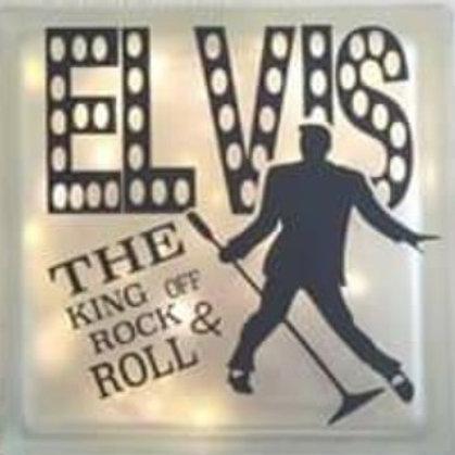 Elvis danser