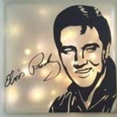 Elvis portræt