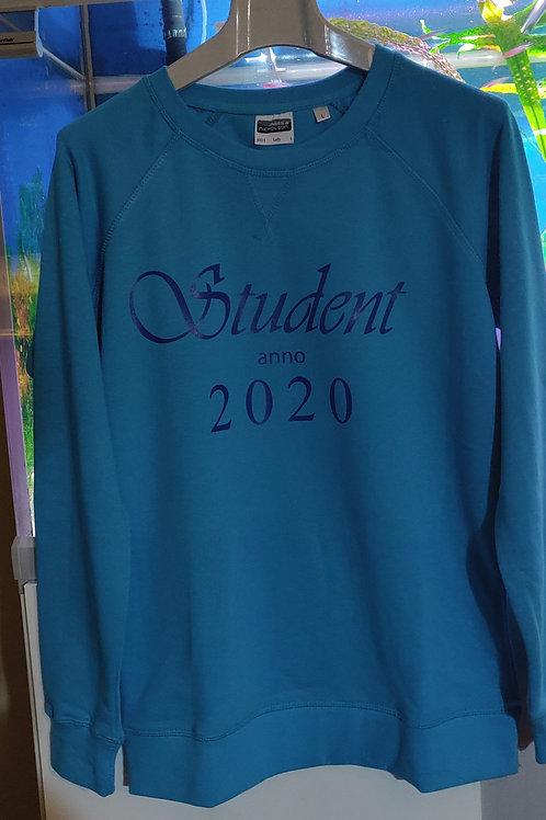 Student, sweatshirt