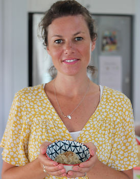 Postpartum Doula on the Central Coast NSW providing nourishing food