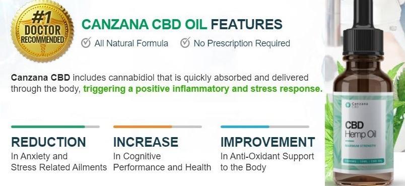 Canzana CBD Oil UK Reviews