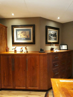 The main consulting room