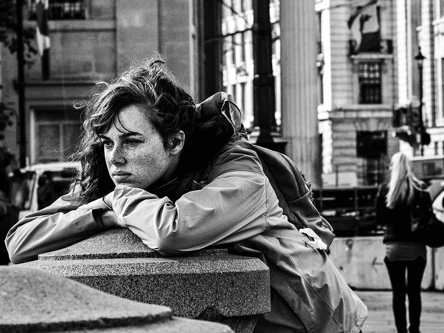 Street Portrait Photography London Essex
