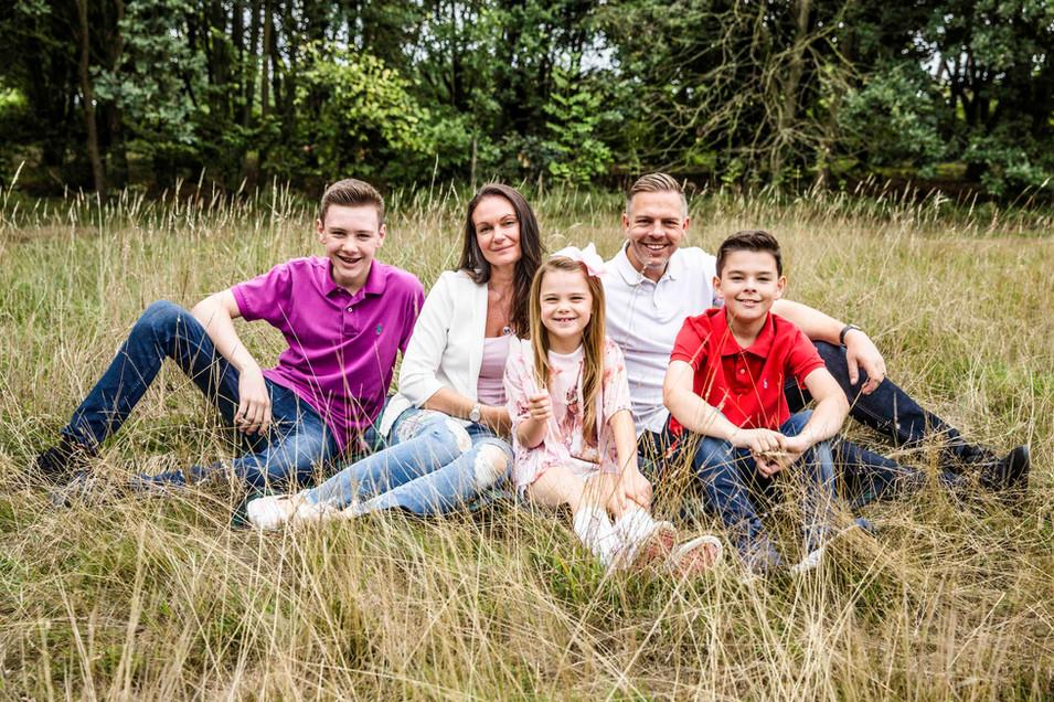 Family Photography in Danbury Essex