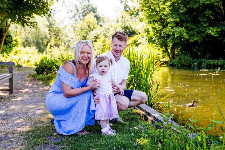 Family Photoshoot in Colchester
