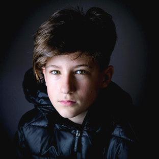 Adam Portrait