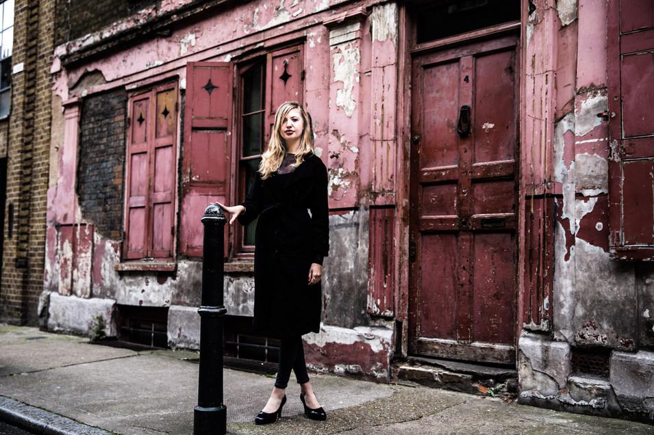 London Model Photographer