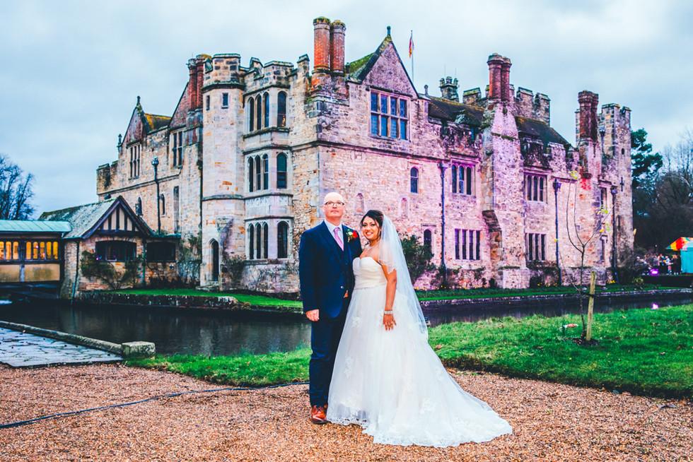 Wedding Photography Hever Castle
