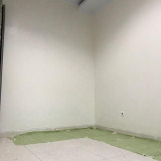 Finished Wall Prep