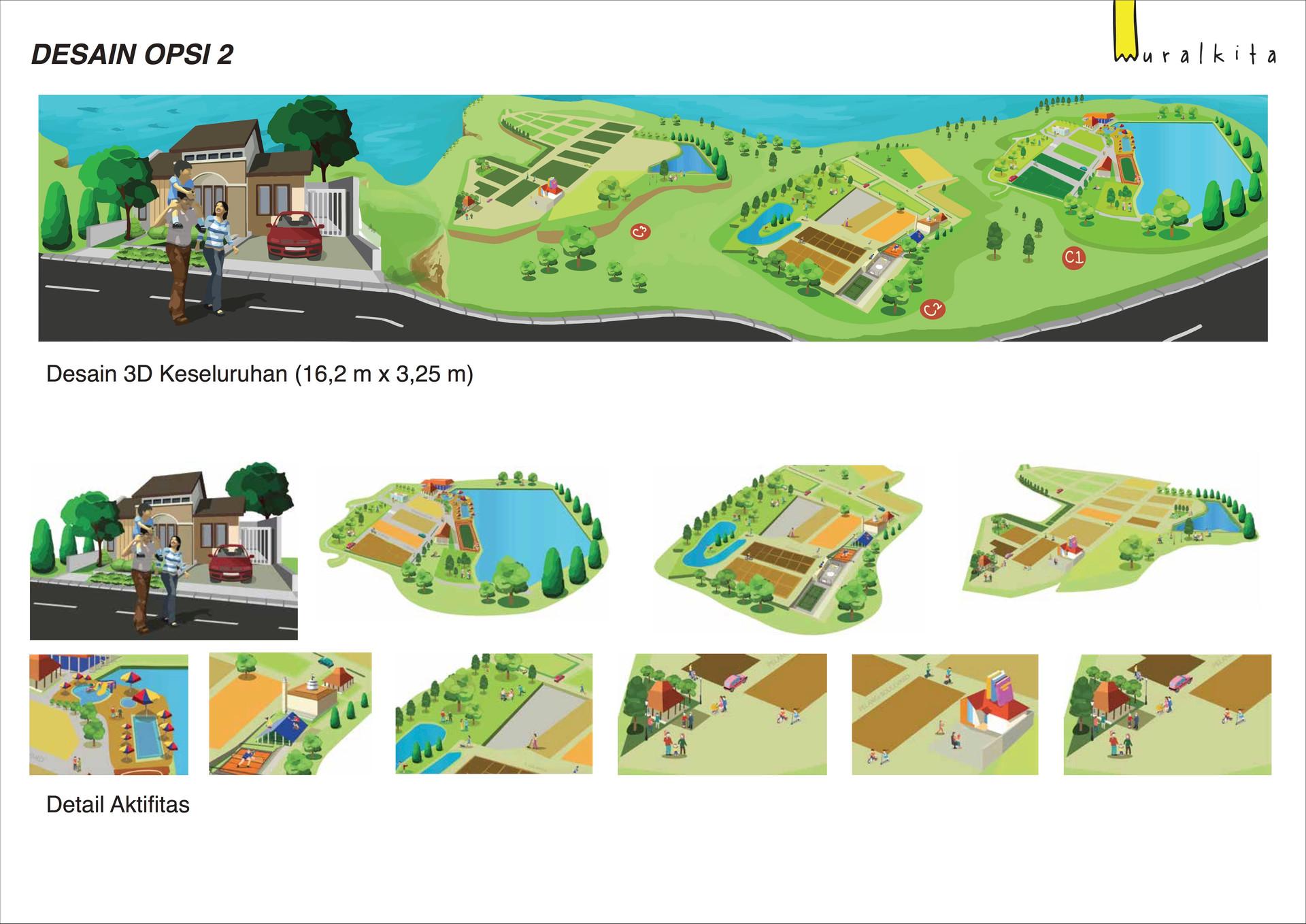 #3 3D Site Map Design