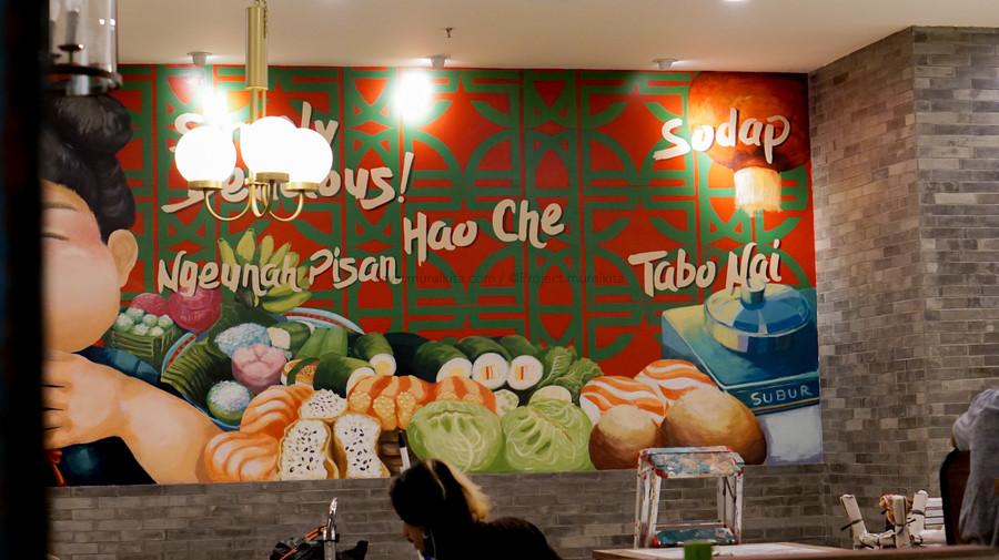 Spot 1 - Green Sedayu Mall Lt.2 - Foodalicious
