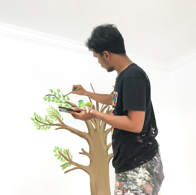 Mural Process
