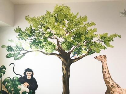 Mrs. Rossy - Kids Room