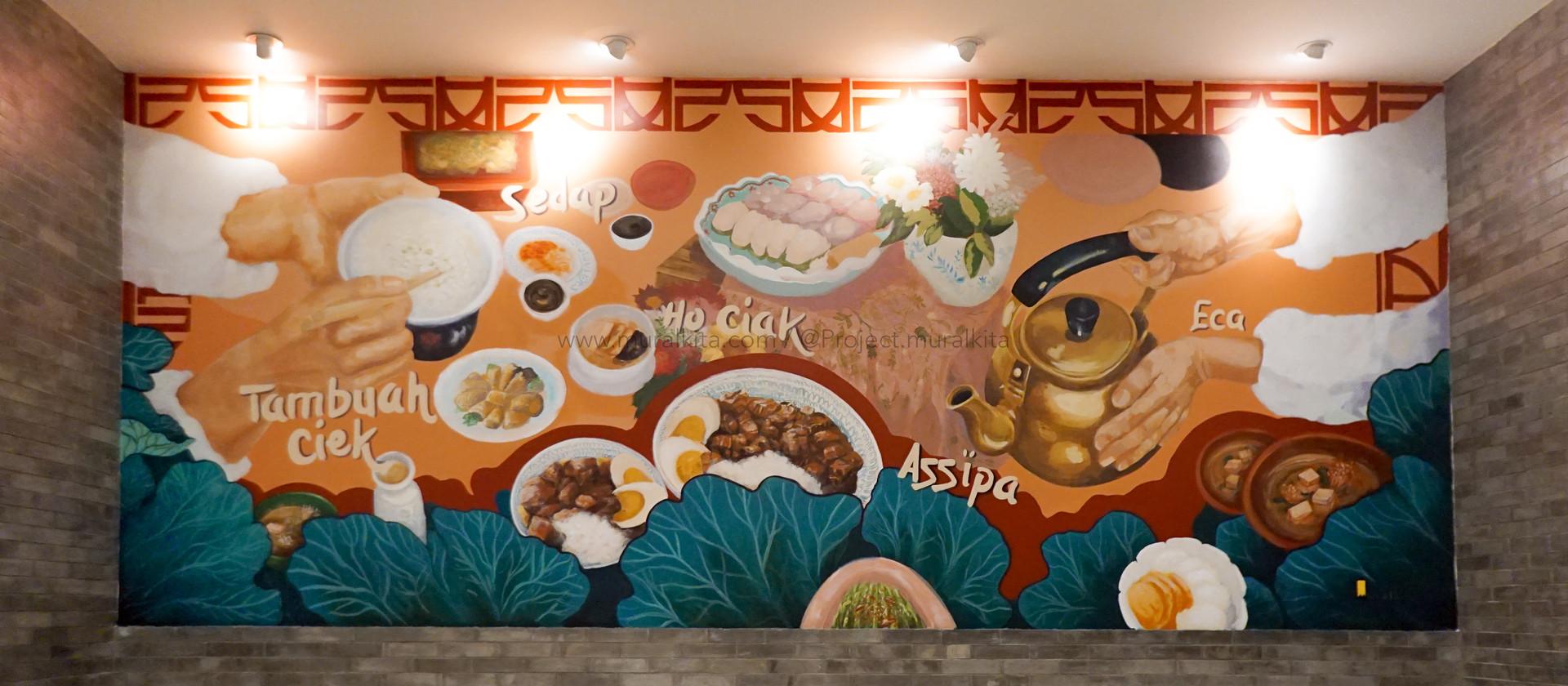 Spot 2 - Green Sedayu Mall Lt.2 - Foodalicious