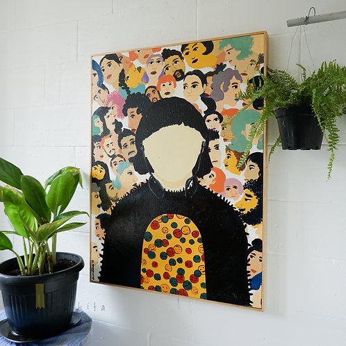 Oil Painting - Ramai