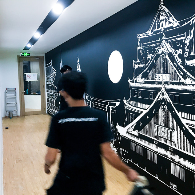 Finished Mural (Spot 3)
