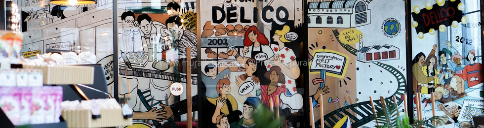 Delico Cafe - Menara Mandiri II, Sudirman