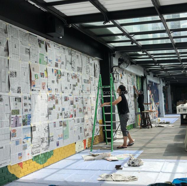 Mural Covering