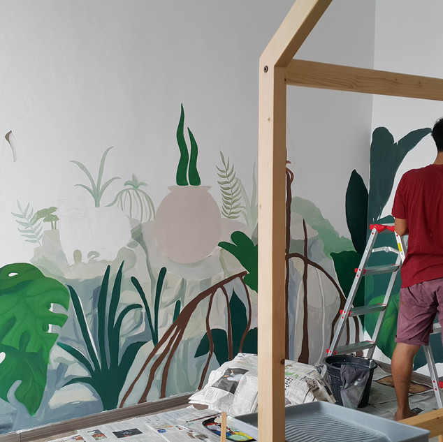 Mural Day 4