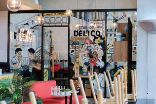 Delico Cafe - Menara Mandiri II Sudirman