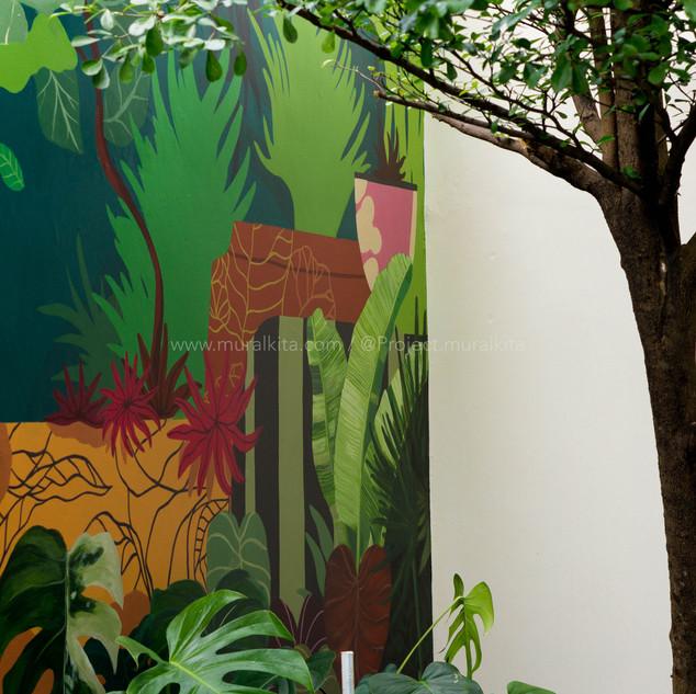 Hasil Mural