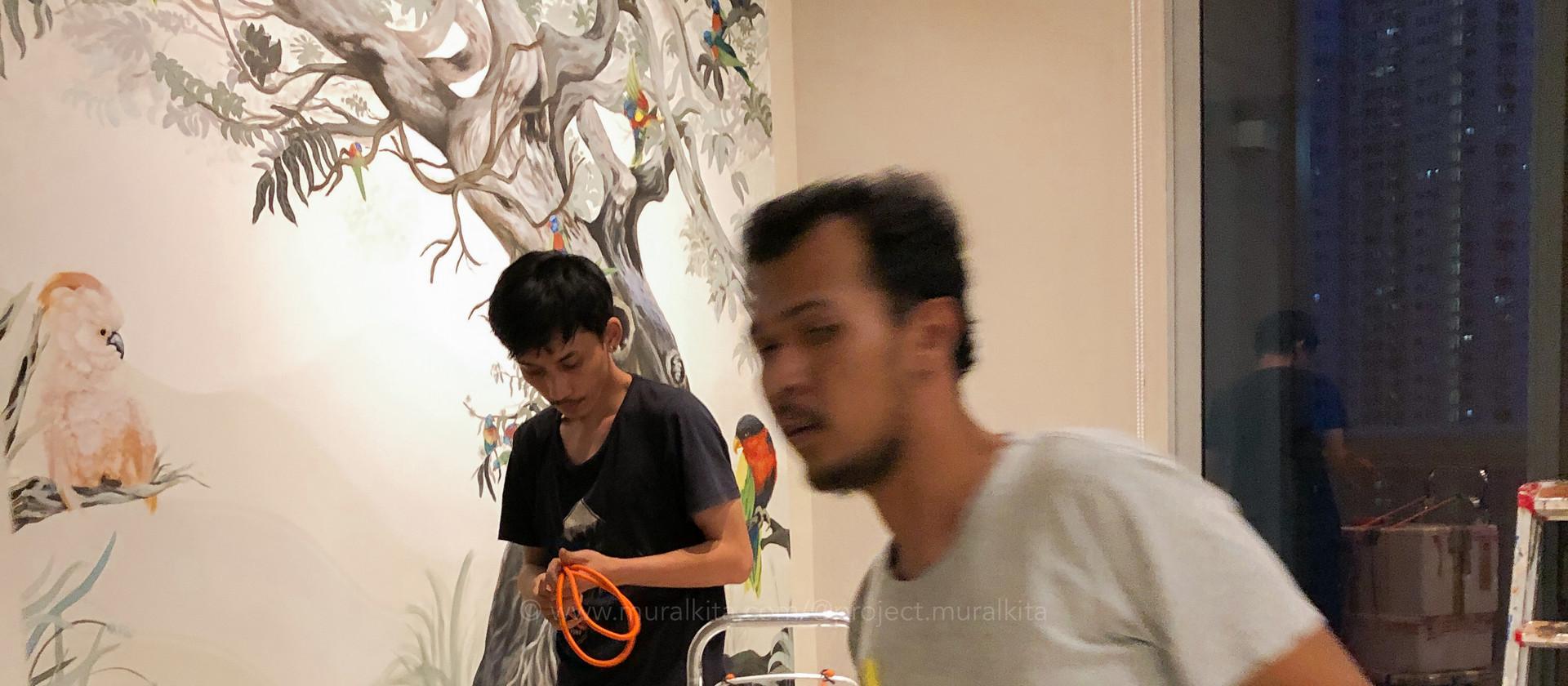 Anandamaya Residence - PT. Creatura Kreasi Indonesia
