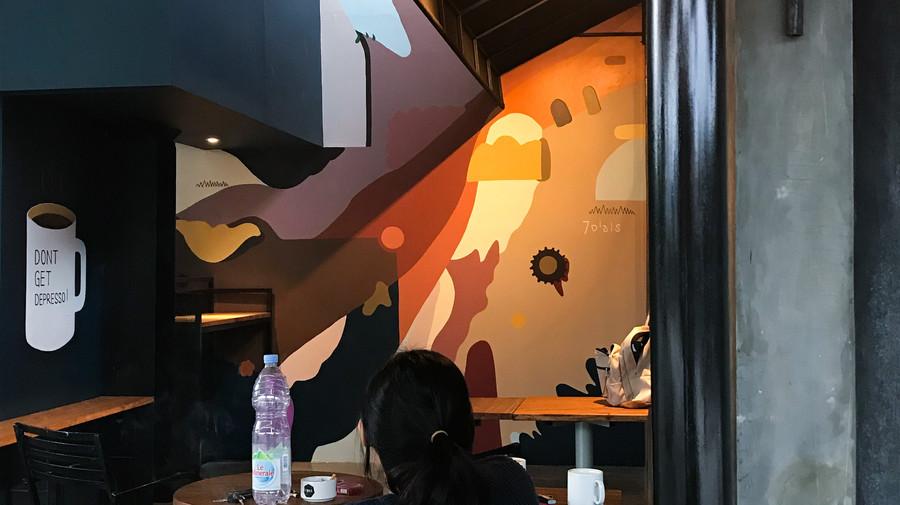 7 Dials - Coffee Shop