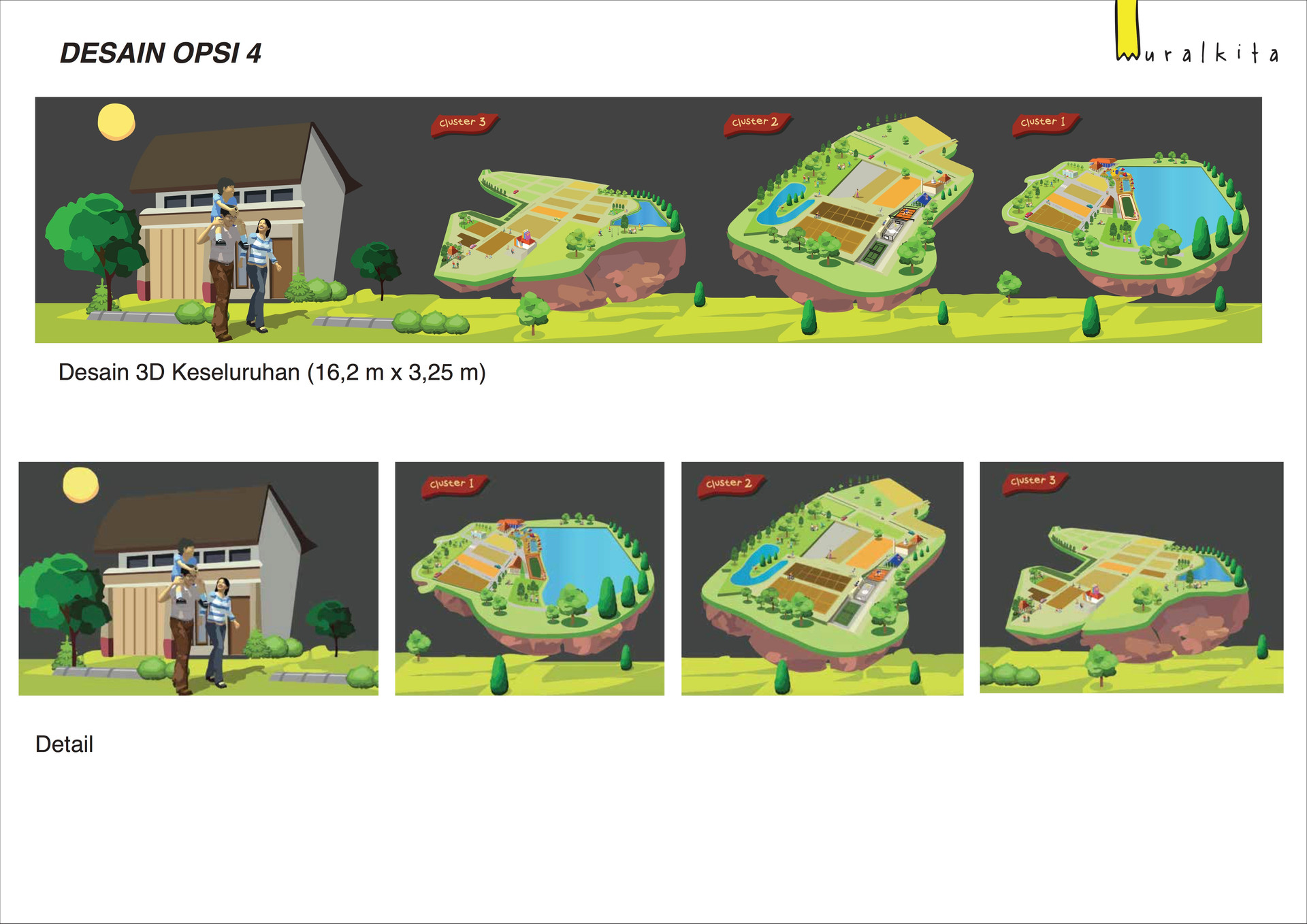 #4 3D Site Map Design
