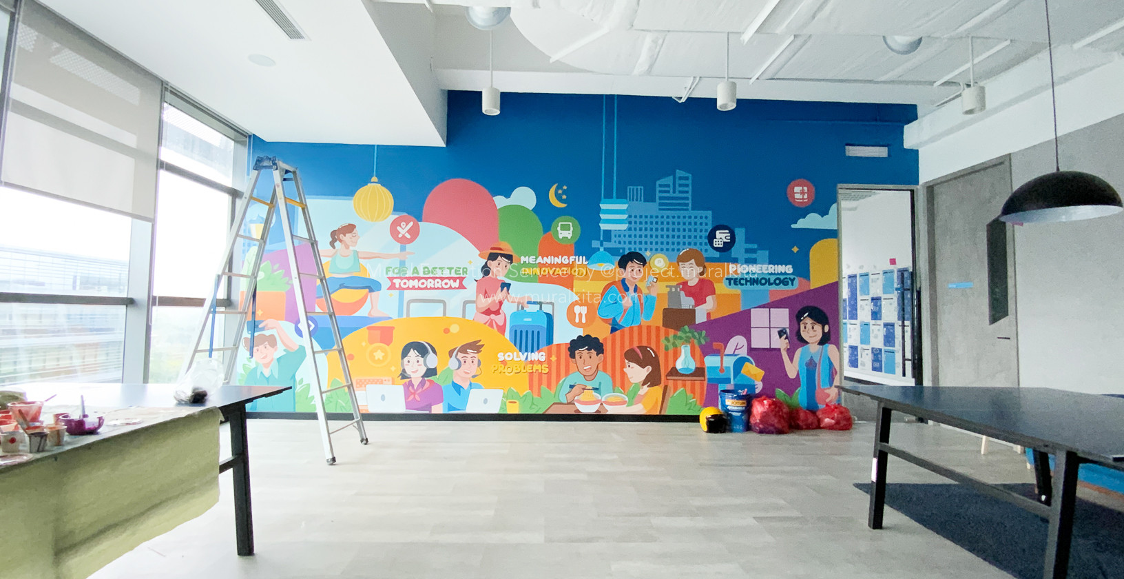 Mural Execution Service