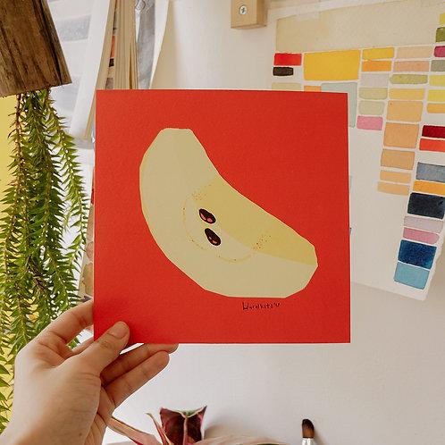 Art Print - Apel Kupas