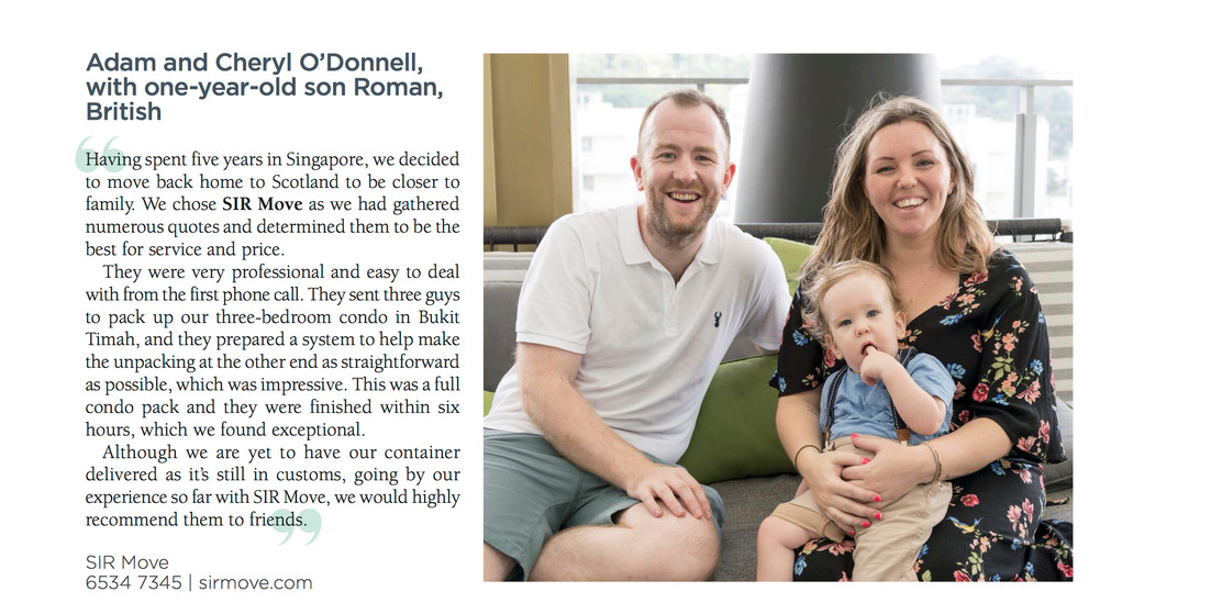 Moving To Australia - The O'Donnels