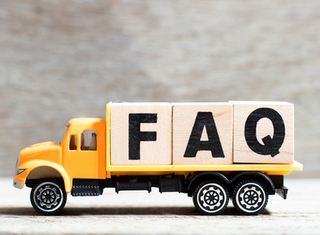 Frequently Asked Questions on International Moving Insurance