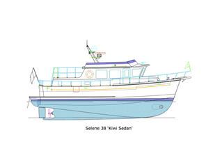 New Selene Model 38' Kiwi Sedan'
