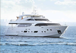 120' Custom Motor Yacht