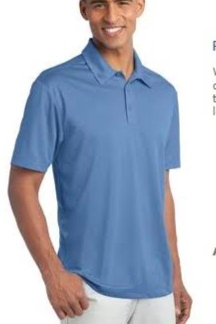 Sport Tek Micro Pique Sport-Wick Polo Shirt