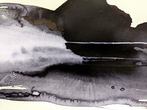 SuziLowe Artist Indian Ink experimantal