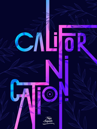 Lettering - Californication
