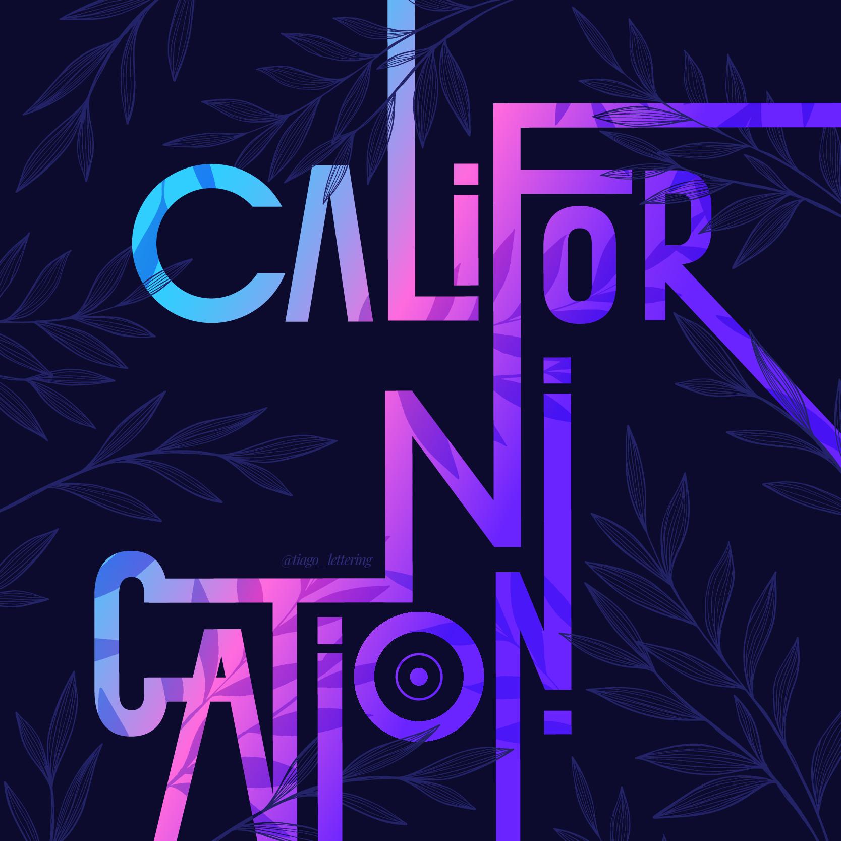 Californication_Prancheta 1