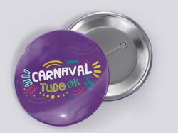 carnaval 2020 pin