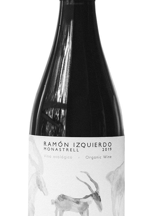 Caja (6 uds.) Ramón Izquierdo Monastrell ecológico 2019