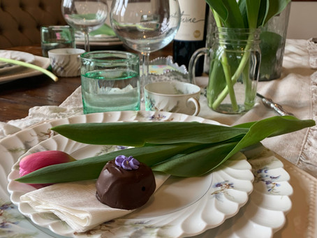 Easter Table 2020