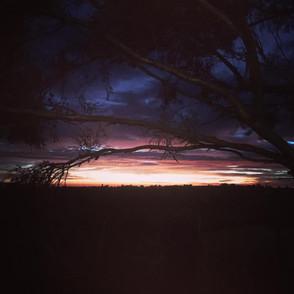 Beautiful sunset !
