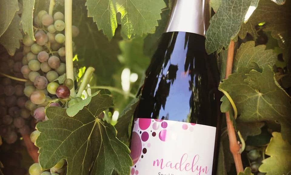 2017 Madelyn Sparkling Rosé (6 or 12 bottles)