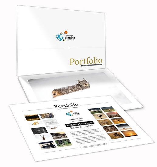 PORTFOLIO CHAP. III - 20 PLANCHES 40 x 30 CM
